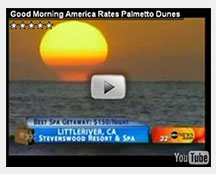 Good Morning America Rates Palmetto Dunes